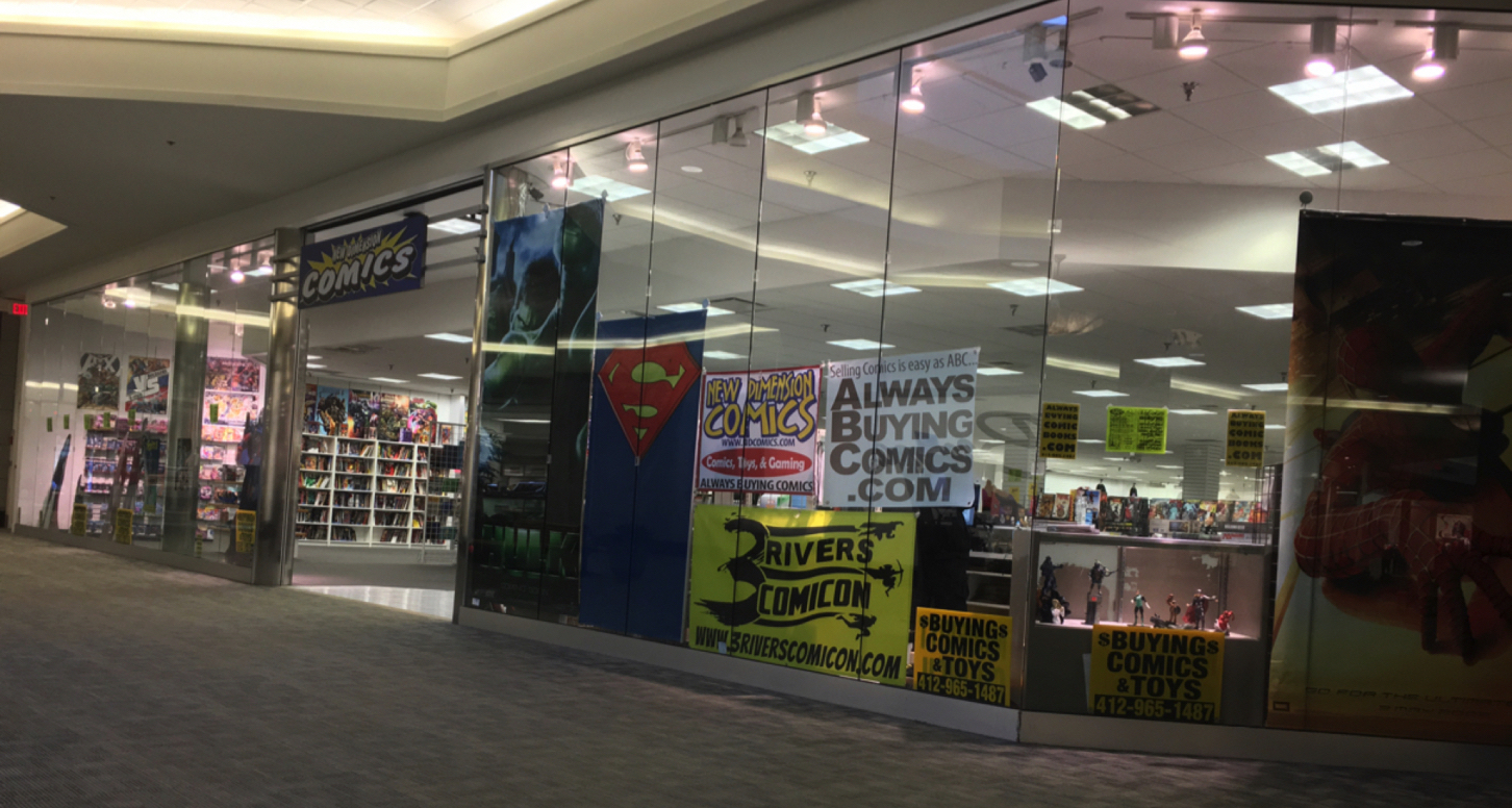 Ohio Valley Mall Ndcomics