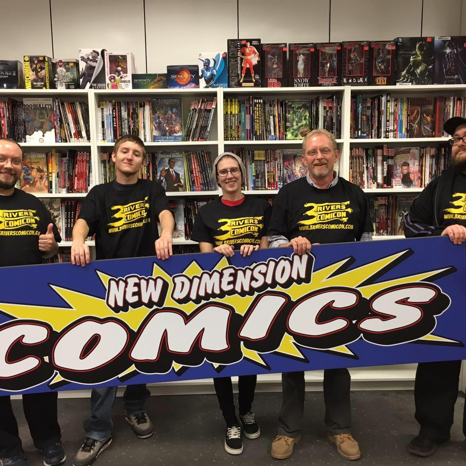 Free Comic Book Day Locations: NEW OHIO VALLEY MALL LOCATION NOW OPEN!