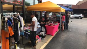 4th of July Cookout and Geek Flea Market